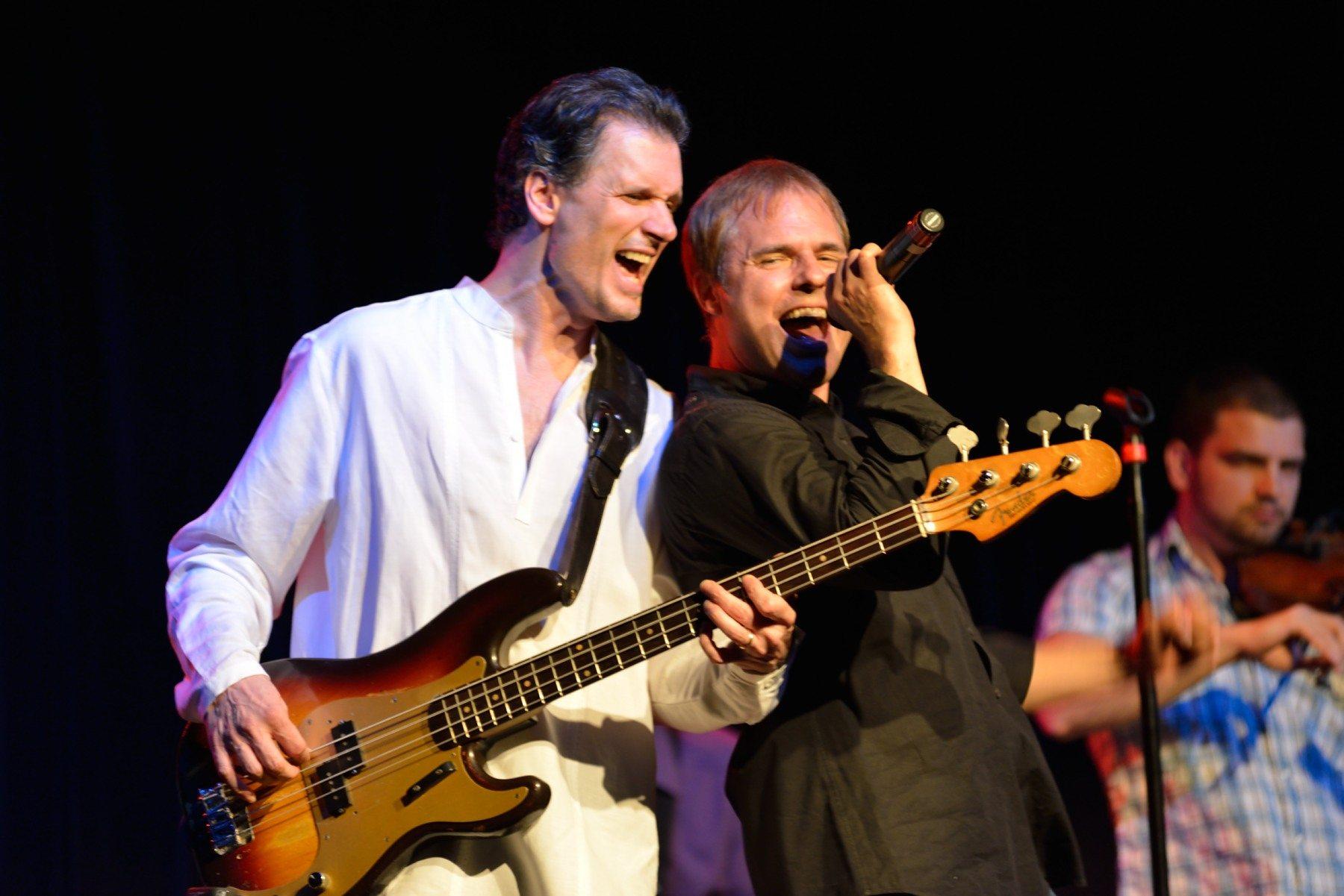 Mike Flynn and Steve Taylor