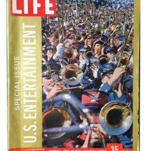 Life Magazine Special Issue: US Entertainment 1958