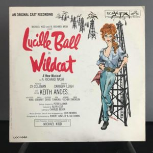 Lucille Ball Wildcat